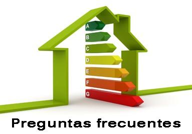 Preguntas Frecuentes Certificados Energeticos
